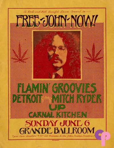 Detroit featuring Mitch Ryder