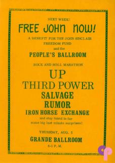 Grande Ballroom 8/5/71