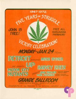 Grande Ballroom 1/24/72