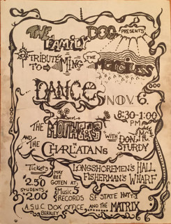 Longshoreman's Hall 11/6/66