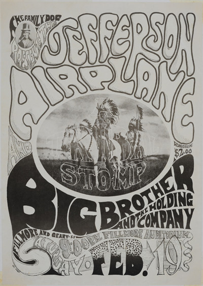 Fillmore Auditorium 2/19/66