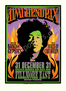 Fillmore East 12/31/69