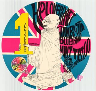 Kaleidoscope 4/12-13/68