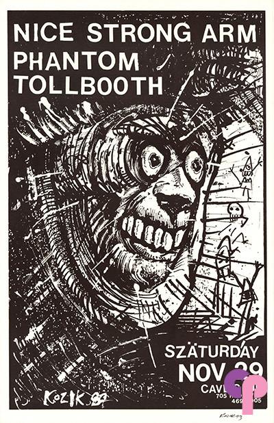 Cave Club, Austin, TX 11/29/87