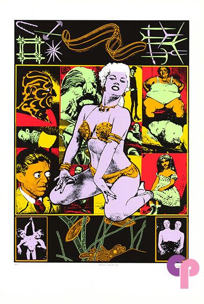 Frank Kozik Art Poster 1992-01-06