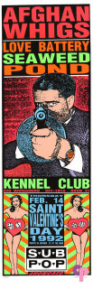 Kennel Club, San Francisco, CA 2/14/92