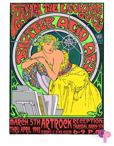Artrock Gallery, San Francisco, CA 3/5-4/30/92