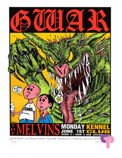 Kennel Club, San Francisco, CA 6/1/92