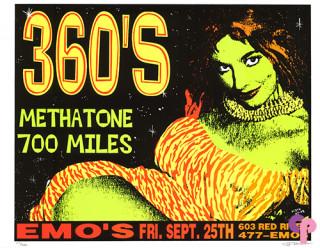 Emo's, Austin, TX 9/25/92