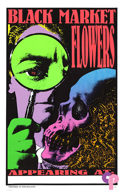 Black Market Flowers