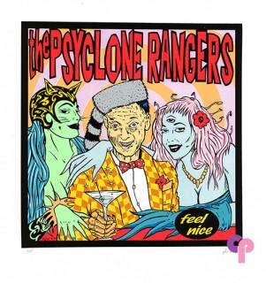 The Psyclone Rangers Album Promo 1/5/93