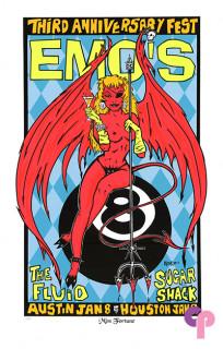 Emo's, Austin, TX 1/8/93