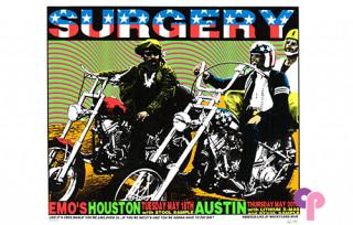 Emo's, Austin, TX 5/18-5/20/93