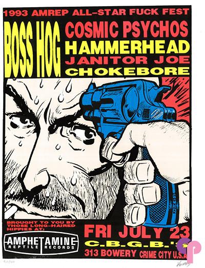 CBGB's, New York, New York 7/23/93