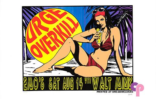 Emo's, Austin, TX 8/14/93