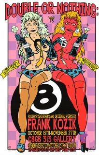 CBGB's, New York, New York 10/13-11/27/93