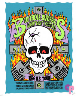 1993 U.S. Tour 11/16-12/17/93