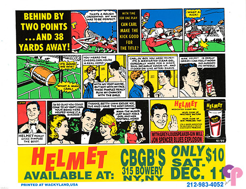 CBGB's, New York, New York 12/11/93