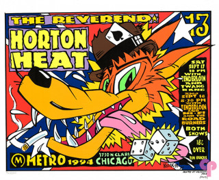 The Metro, Chicago, IL 9/17/94
