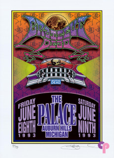 The Palace, Auburn Hills, MI 6/8-9/93