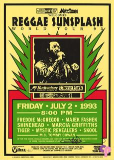 Chene Park Music Theatre, Detroit, MI 7/2/93
