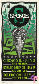 The Metro, Chicago, IL 7/8-16/94