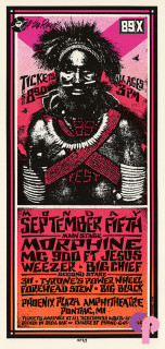 Phoenix Plaza Amphitheatre, Pontiac, MI 9/5/94
