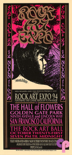 Hall of Flowers, Golden Gate Park, San Francisco, CA 10/21/94