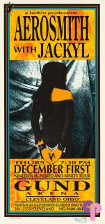 Gund Arena, Cleveland, OH 12/1/94