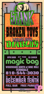 Magic Bag, Ferndale, MI 12/10/94