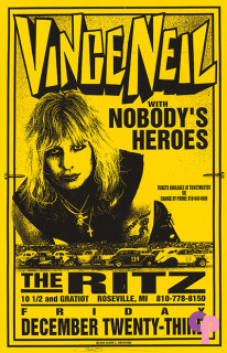 The Ritz, Detroit, MI 12/23/94