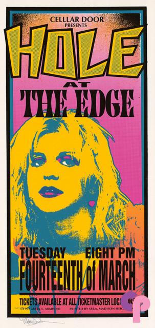 The Edge, Miami, FL 3/14/95