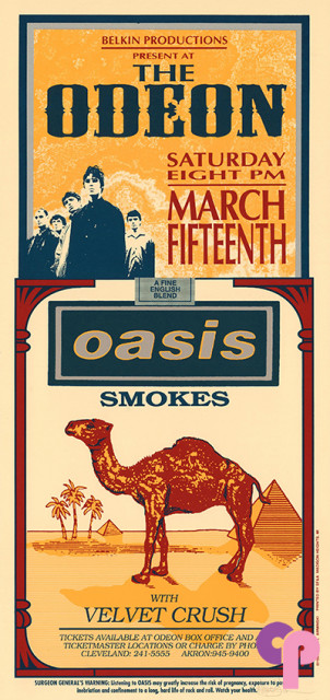 The Odeon, Cleveland, OH 3/15/95