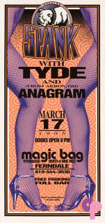 Magic Bag, Ferndale, MI 3/17/95