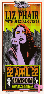The Mainroom, Minneapolis, MN 4/22/95