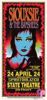 State Theatre, Detroit, MI 4/24/95