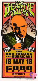 Cobo Arena, Detroit, MI 5/18/95