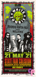 State Fair Coliseum, Detroit, MI 5/21/95