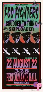 Performance Hall, Nashville, TN 8/22/95