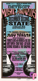 State Theatre, Detroit, MI 12/2/95