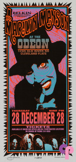 The Odeon, Cleveland, OH 12/28/95