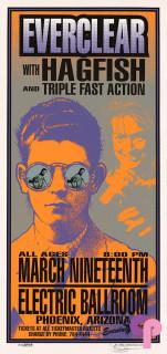 Electric Ballroom, Phoenix, AZ 3/19/96