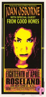 Roseland, New York, NY 4/18/96