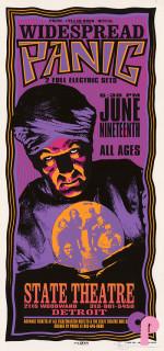 State Theatre, Detroit, MI, 6/19/96