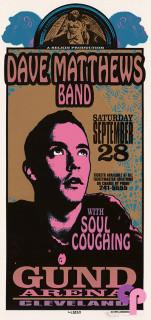 Gund Arena, Cleveland, OH 9/28/96