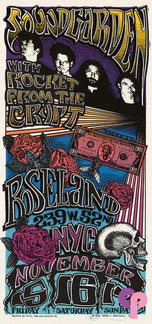 Roseland, New York, NY 11/15-17/96