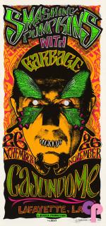 Cajundome, Lafayette, LA 11/26/96