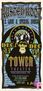 Tower Theater, Philadelphia, PA 12/13-14/96