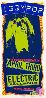 Electric Ballroom, Tempe, AZ 4/3/97