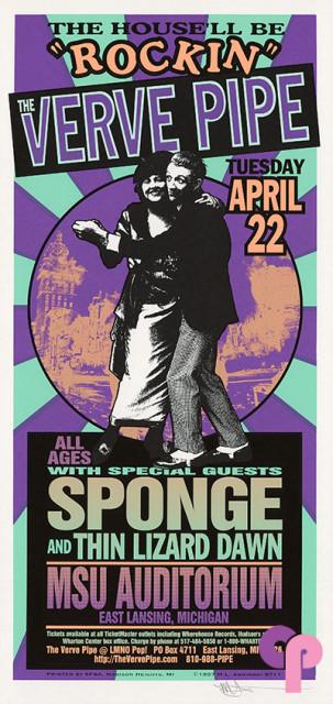 MSU Auditorium, East Lansing, MI 4/22/97